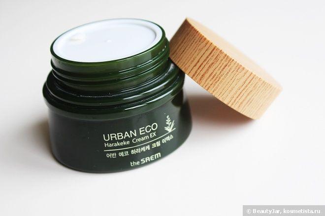 Крем для лица The Saem Urban Eco Harakeke Cream EX #face