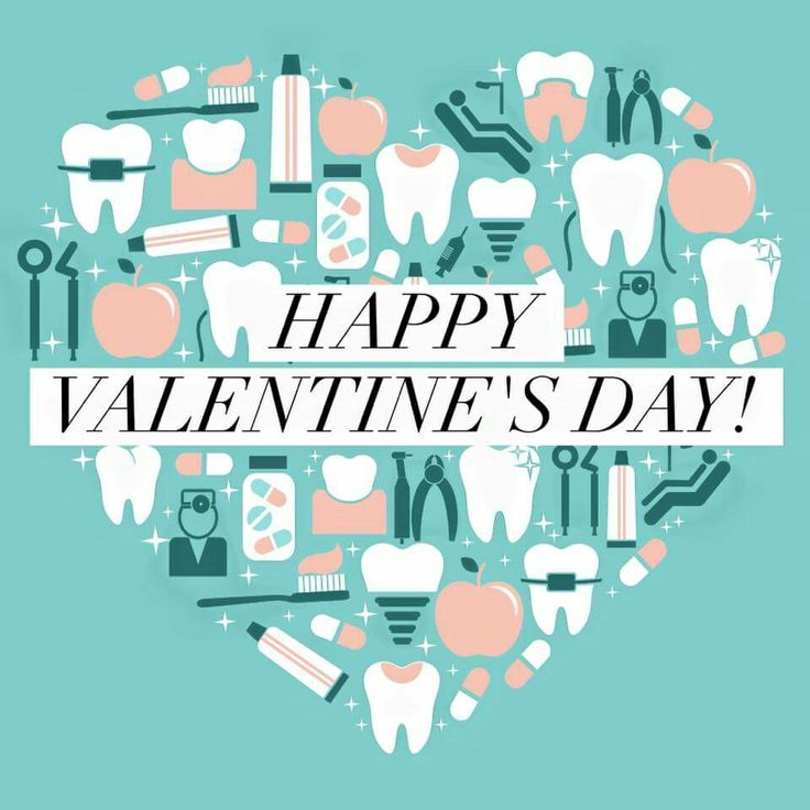#dentistry #valentinesday