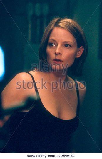 ACK47897.jpg комната страха / паники номер США 2002 / Дэвид Финчер Мег Альтман (Джоди Фостер) # ||прав=ЭД - стоковое изображение