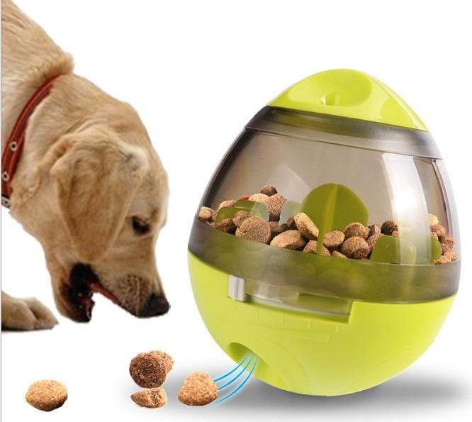 Pet Self Feeder Dog Food Recipes Stimulating Dog Toys