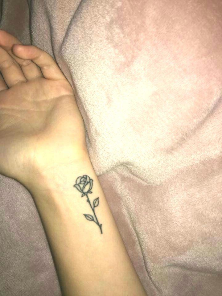 Super 40 süße kleine Tattoos für Frauen Frühling Sommer Style 101outfit.com …