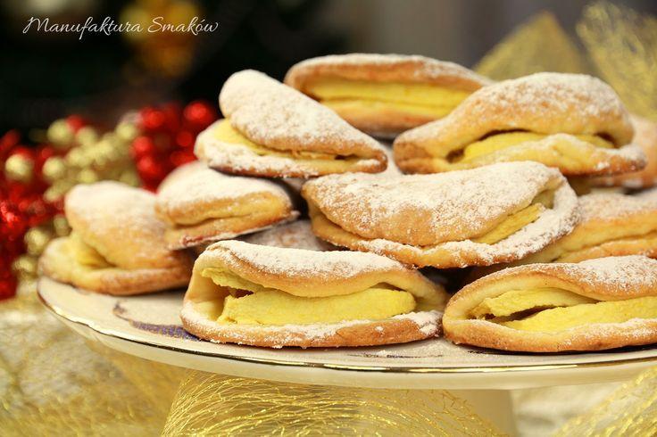 Manufaktura Smaków: Maślane ciasteczka z jabłkami