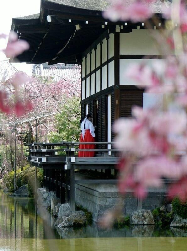 Heyan-Jingu Shrine, Japan
