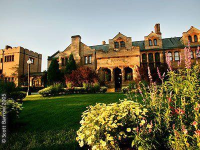 Cranwell Spa and Golf Resort Lenox Massachusetts Wedding Venues 4