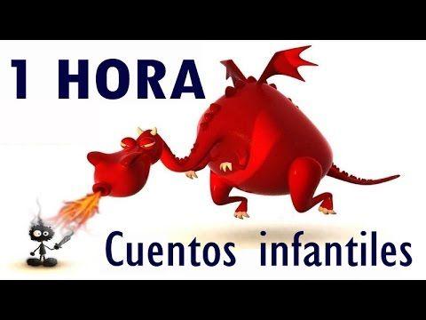 1 HORA de cuentos infantiles - Recursos didácticos - Cuentacuentos - YouTube