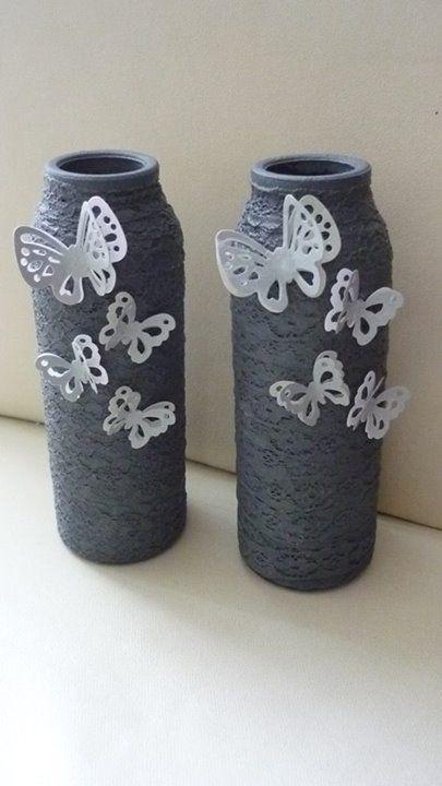 Lint, gesso, vlinders