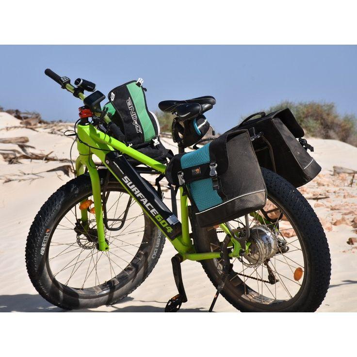 Surface604 elsykkel fatbike