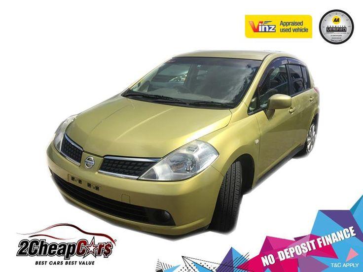 Nissan Tiida 2005 for Sale – CHAMPAIGN | 2 Cheap Cars — NZ