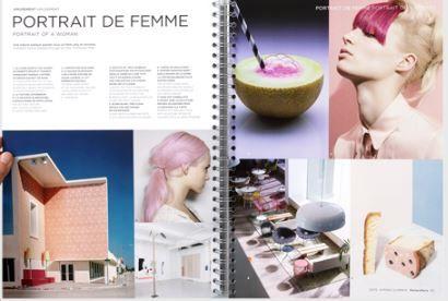 PeclersParis Spring Summer 2015 Mode Femme Portrait