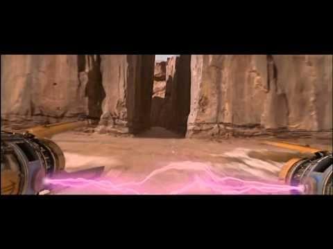 Phantom Meneace - Pod Racer 720p [HD]