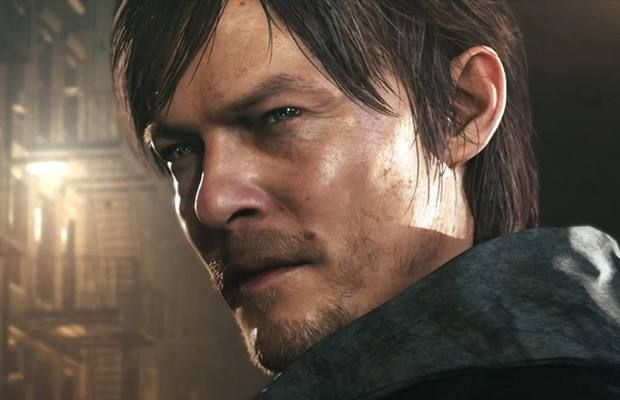 Guillermo Del Toro and Hideo Kojima are collaborating on a new Silent Hill starring The Walking Dead's Norman Reedus!