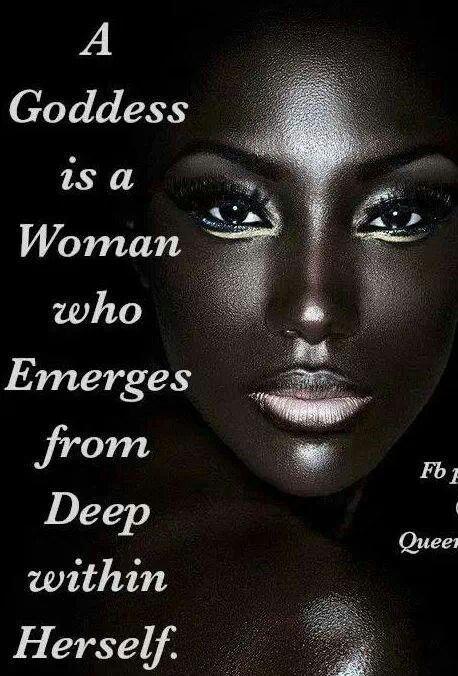 OSHUN THE AFRICAN GODDESS OF BEAUTY, LOVE, PROSPERITY ...