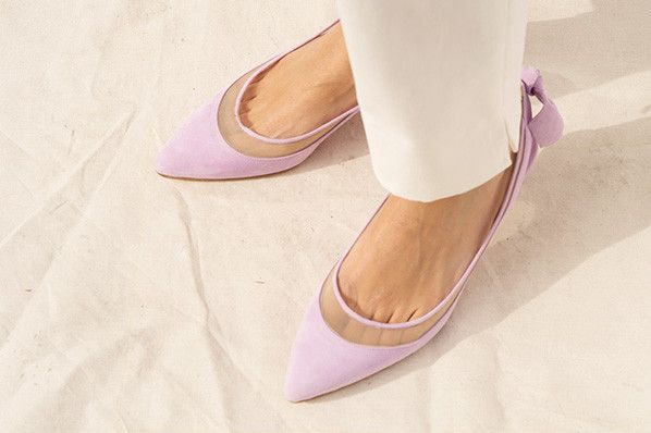Kitten heels Syrener and Pastell on Pinterest