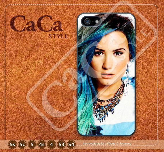 Disney Demi lovato iPhone 5 Case, iPhone 5c Case iPhone 4 Case, iPhone 5s Case iPhone 4s Case Samsung Galaxy S3 Galaxy S4 Case-J248 on Etsy, $3.99