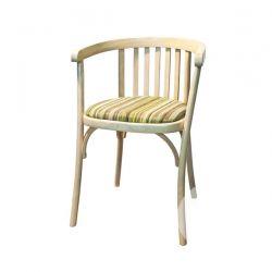 Венское кресло Aleks (с мягким сиденьем) - стул - Венские стулья