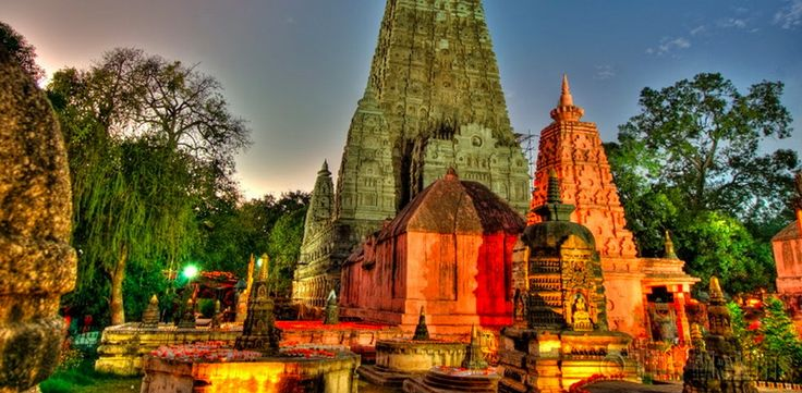 Templul Mahabodhi