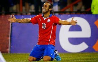 Blog Esportivo do Suíço: Chile convoca Valdivia e Mena para a Copa América