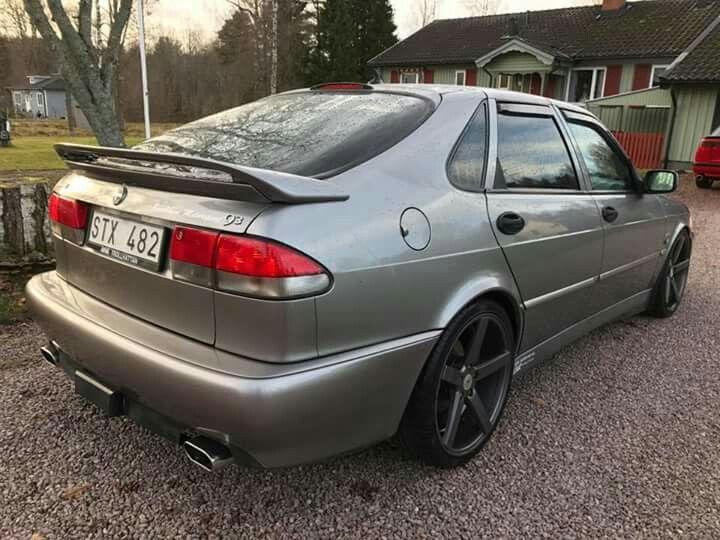 Saab 9-3 hatchback