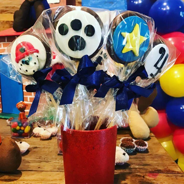 Festa linda de hoje da Patrulha Canina. #pawpatrolparty #pawpatrol #paw #patrulhacanina #patrulhacaninaparty #festasinfantispelobrasil #festasinfantispelomundo #festasinfantis #festademenino #saopaulo #brasil