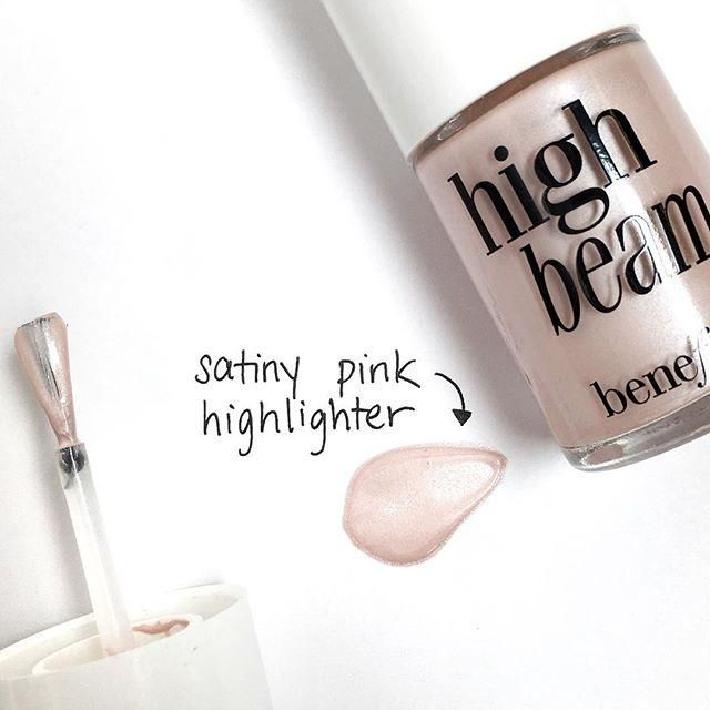 High beam for the ultimate dewy glow!