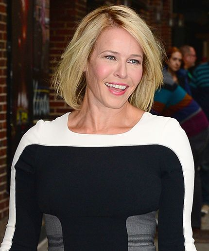 Chelsea Handler celebrated her 40th birthday with plenty of boobs (NSFW)