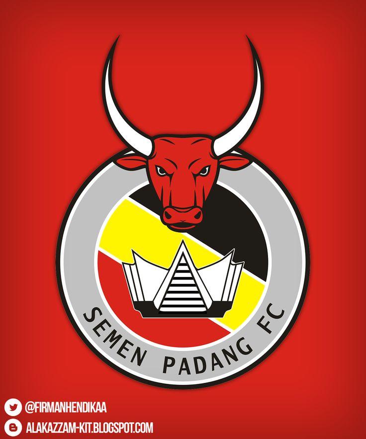 SEMEN PADANG FC LOGO DESIGN #LOGO #CREST #DESIGN #ALAKAZZAM #SOCCER #FOOTBALL #PSSI #SEMENPADANG #PADANG