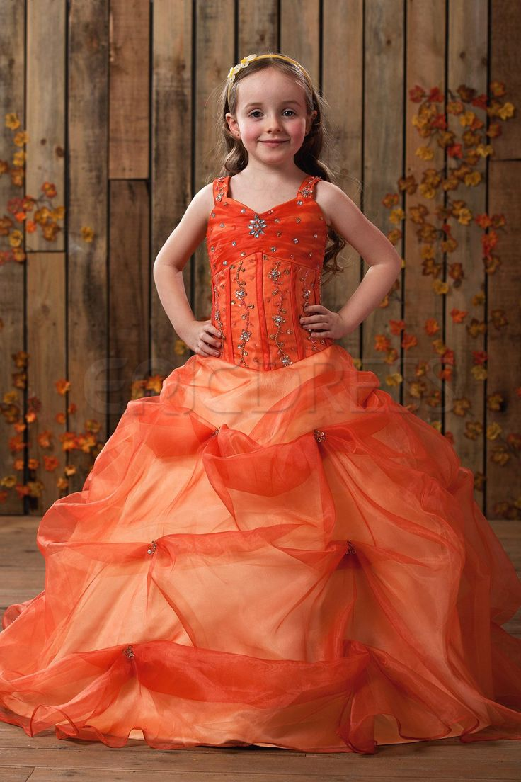 39 best beautiful flower girl dress images on pinterest bridesmaid amazing ball gown straps floor length beading ruched flower girl dress izmirmasajfo Choice Image