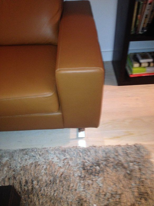 BoConcept Sofa Indivi Leather Sofa, 2 Corner U2014