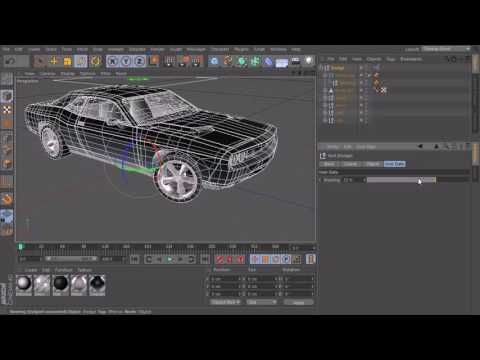 Understanding the Basics of XPresso in CINEMA 4D - 17 Steering Controls - YouTube