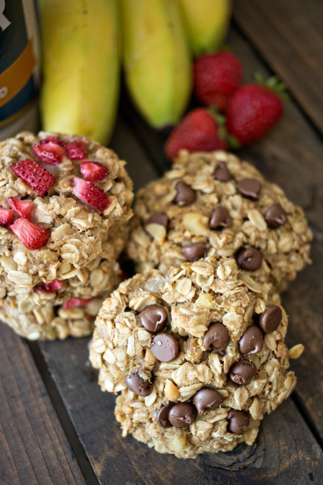 These Oatmeal Breakfast Bites are easy to make and great for on-the-go! Perfect for busy mornings or even after-school snacks!