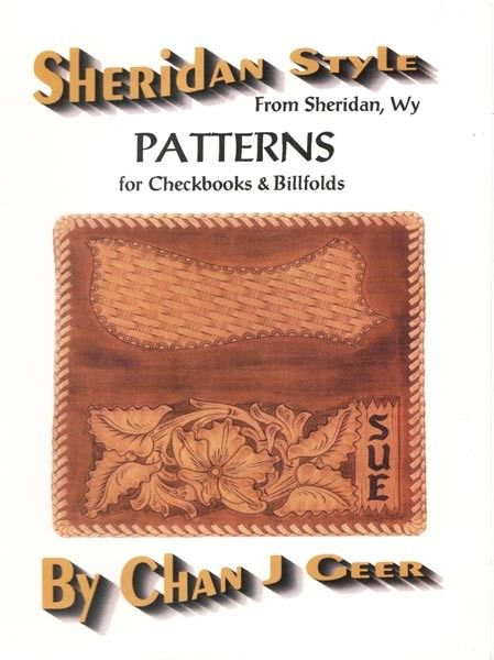 Sheridan Style - Patterns for Checkbooks & Billfolds by Chan Geer [Digital Download]