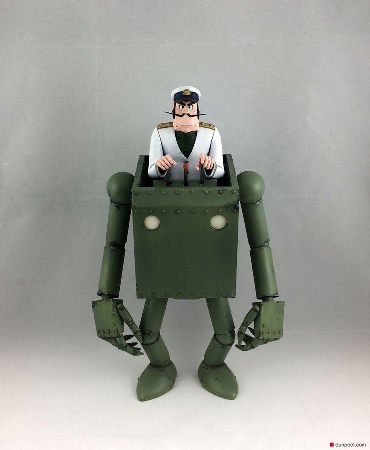 未来少年コナン ダイス ロボノイド Gallery Image1