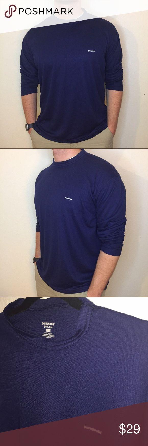 Patagonia Capilene Long Sleeve Shirt. Patagonia Capilene Long Sleeve Shirt. Like new. 100% polyester. Patagonia Shirts Tees - Long Sleeve