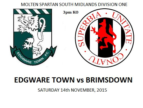 We travel to Title-Chasing Edgware Town