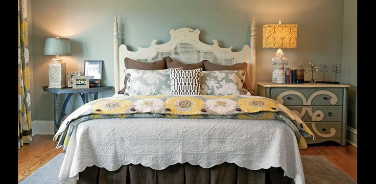 O P Jenkins Knoxville Furniture Store I Love The Headboard And Dresser And The Colors All