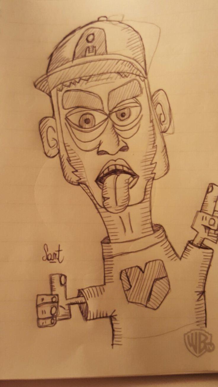 Character design #santcompte #character #art #drawing #illustration #cartoon #disney #캐릭터 #funny #comics #characters