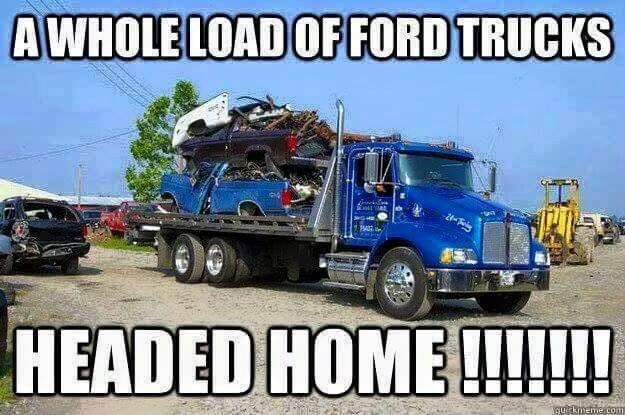 Pin By Jean Bengtson On Ford Humor Truck Memes Ford Jokes Ford