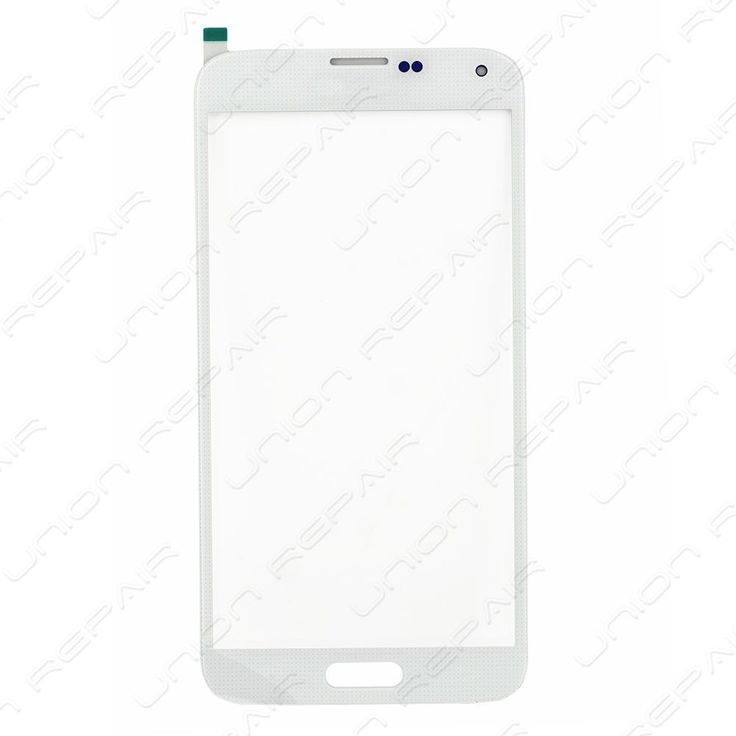 Replacement for Samsung Galaxy S5 Front Glass White
