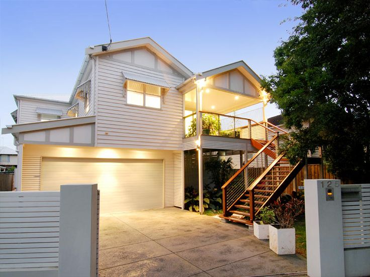 facade ideas with weatherboard