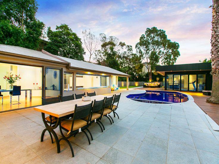 Strickland Drive | Backyard | Modernisation | Pool area | Bungalow | Cabana | Pool House