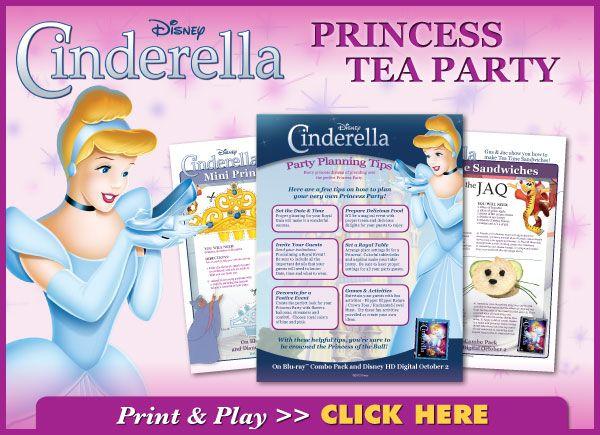 44 best images about Princess Tea Party – Disney Princess Tea Party Invitations