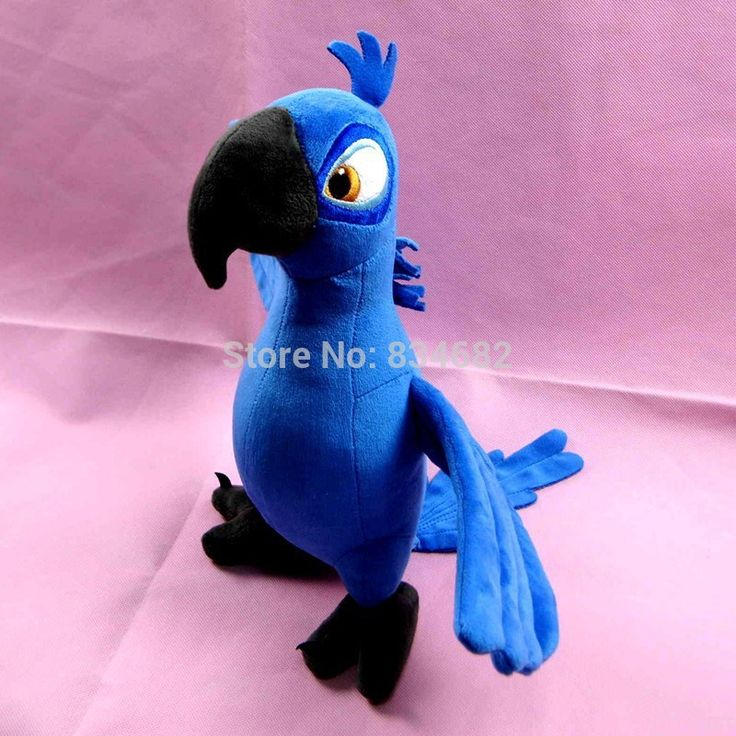 JG Чен 30 см Плюшевые Игрушки Мультфильм Мягкие Игрушки РИО 2 Blu Brinquedos Игрушки Подарок для Детей Синяя Птица Juguetes