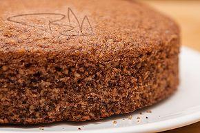 Kávé és Csokoládé: Gluténmentes diótorta