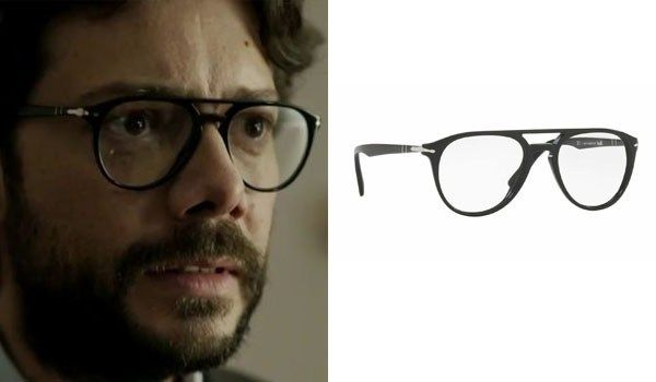 El Profesor Alvaro Morte Glasses In Money Heist La Casa De Papel Money Pictures Aviator Sunglasses Style Eyeglass Frames For Men