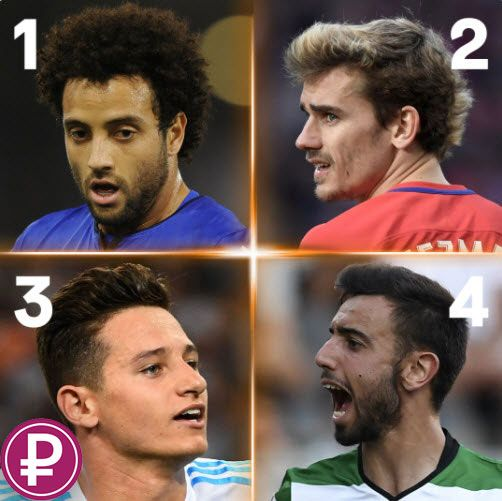 Which in-form #UEL star will dominate tonight? 🤔    1. @F_Andersoon   2. @AntoGriezmann   3. @FlorianThauvin   4. Bruno Fernandes     #parasino #freebet   https://www.parasino.com/