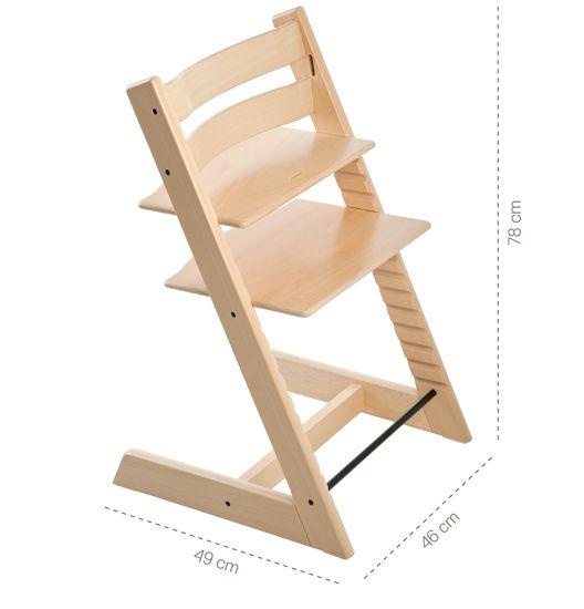 Tripp Trapp Chair Storm Grey