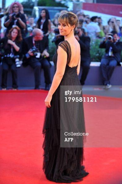 Paola Cortellesi Festival del cinema di Venezia 2013 red carpet
