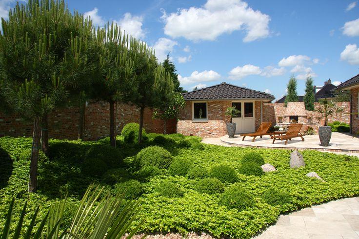 25 beste idee n over mediterrane tuin op pinterest zit gedeelten in de tuin toscaanse tuin - Foto droge tuin ...