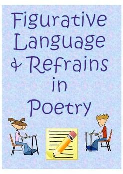 "Students will be able to explain how authors use refrains and figurative language to create meaning in poetry.   This lesson includes: 1. Hook: Identifying the refrain/repetition in ""I have a dream"" 2. Vocabulary: Refrain & Theme 3. ""Dreams"" by Langston Hughes: Figurative language, refrain, and theme. 4. ""What a Wonderful World"" by Louis Armstong: Figurative language, refrain, and theme 5. ""Mother to Son"" by Langston Hughes: Figurative Language, refrain, & theme 6. ""Still I Rise"" by Maya…"