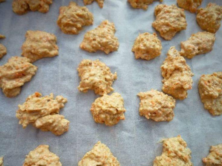 recette de biscuits allégés pour chiens